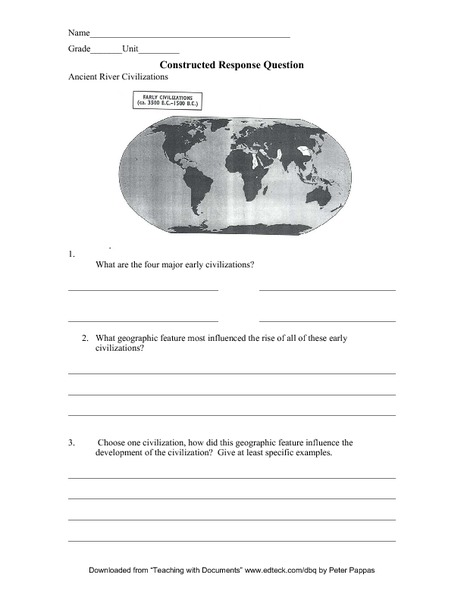 Worksheet Constructed Response Worksheets 6th grade constructed response question 4th worksheet lesson planet