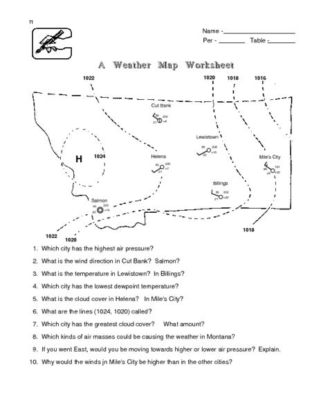 all worksheets weather worksheets for middle school printable worksheets guide for children. Black Bedroom Furniture Sets. Home Design Ideas