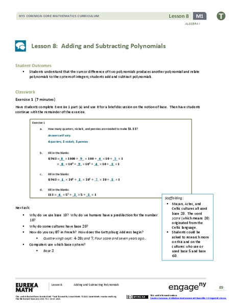 Worksheets Adding Monomials Worksheet and subtracting monomials worksheet delibertad adding delibertad