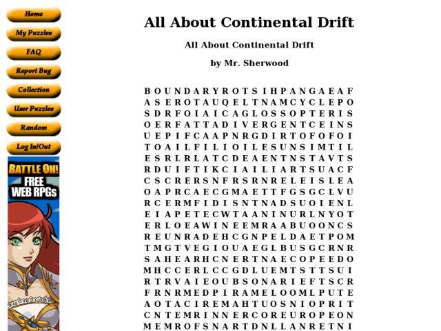 worksheets continental drift worksheet opossumsoft worksheets and printables. Black Bedroom Furniture Sets. Home Design Ideas