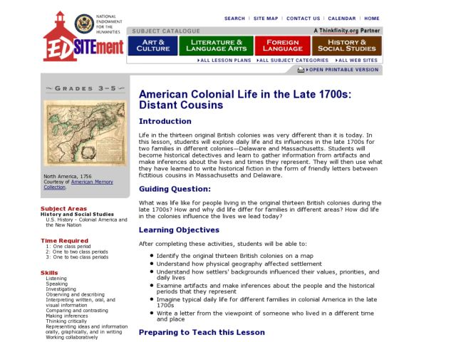an analysis of the different categories of the original thirteen colonies in american The colonists - what they created in turn, embraced dozens, if not hundreds of different cultural characteristics (original maps of jamestown http://www.