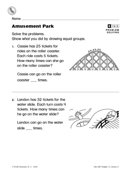 math worksheet : problem solving equal groups 2nd grade worksheets  worksheets : Equal Groups Multiplication Worksheets