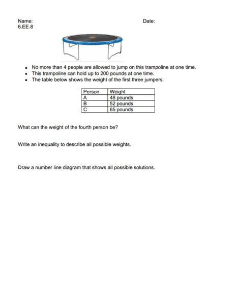 common core math 6th grade collection lesson planet. Black Bedroom Furniture Sets. Home Design Ideas