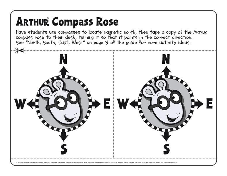 Compass Rose Worksheet For First Grade compass rose worksheets – Compass Rose Worksheet