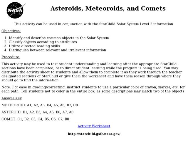 asteroids and meteors alike - photo #24