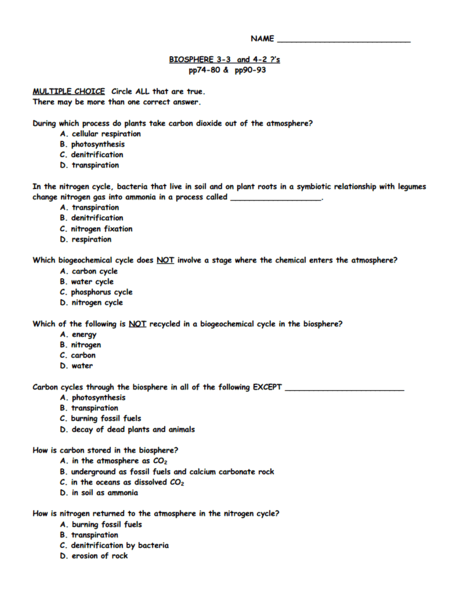 3rd grade soil worksheets for 3rd grade free printable for Soil 2nd grade