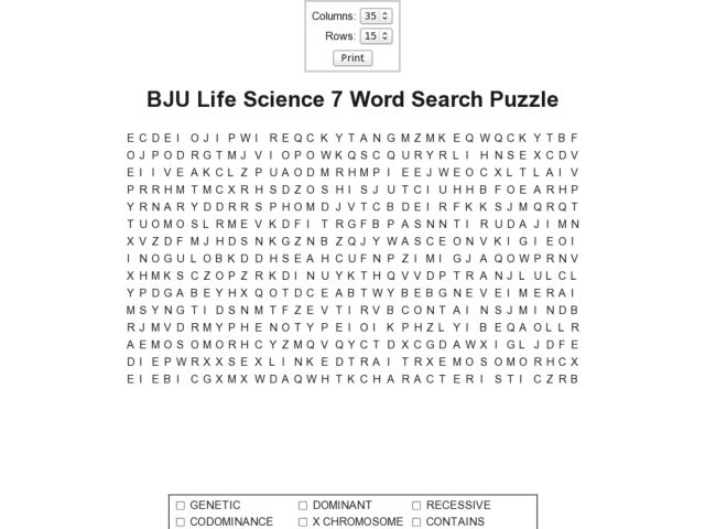 7th grade life science workbook pdf