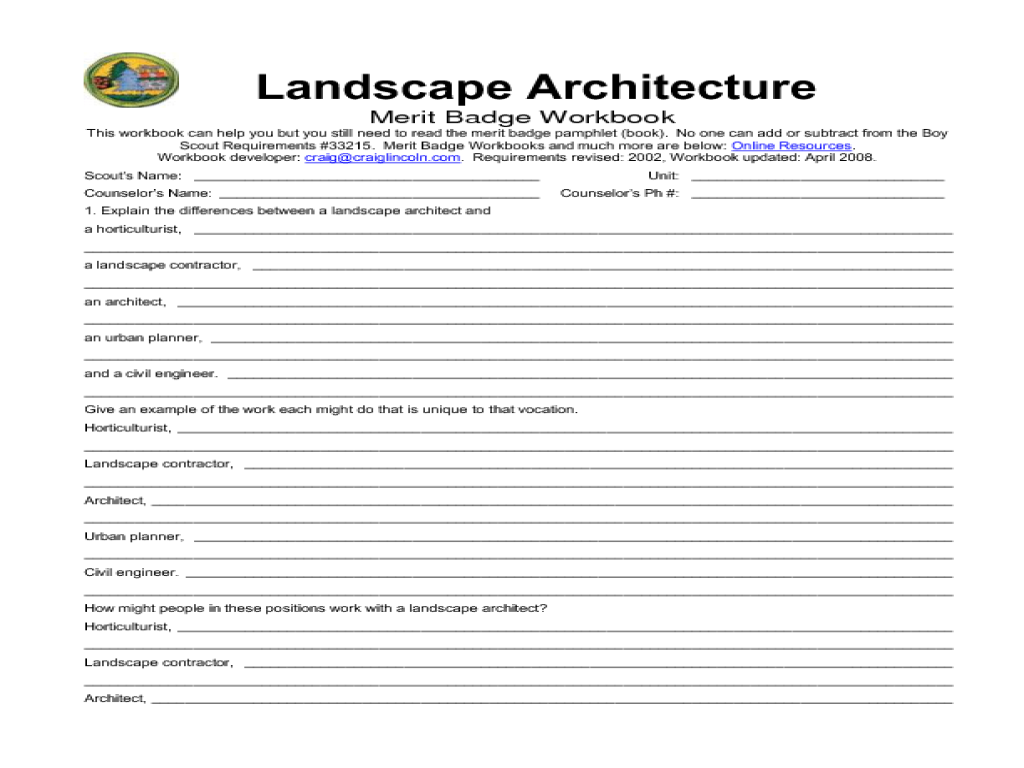 Teaching First Aid Merit Badge Lawteched – Hiking Merit Badge Worksheet