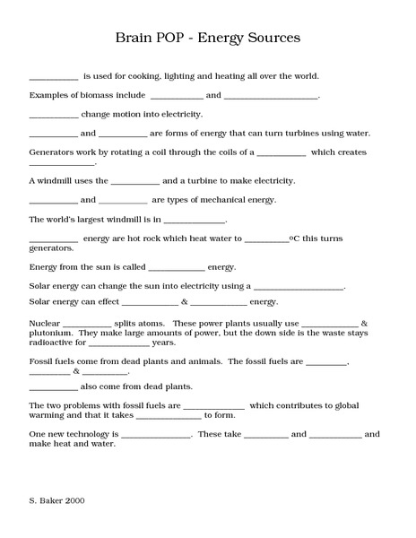 potential energy worksheets for middle school kate s science classroom cafe march 2013energy. Black Bedroom Furniture Sets. Home Design Ideas