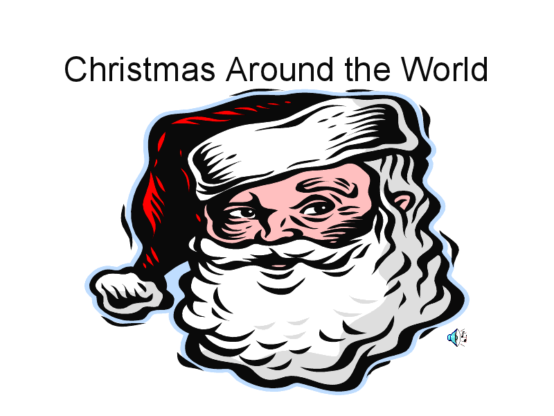 Christmas Around The World Lesson Planet Community Forums