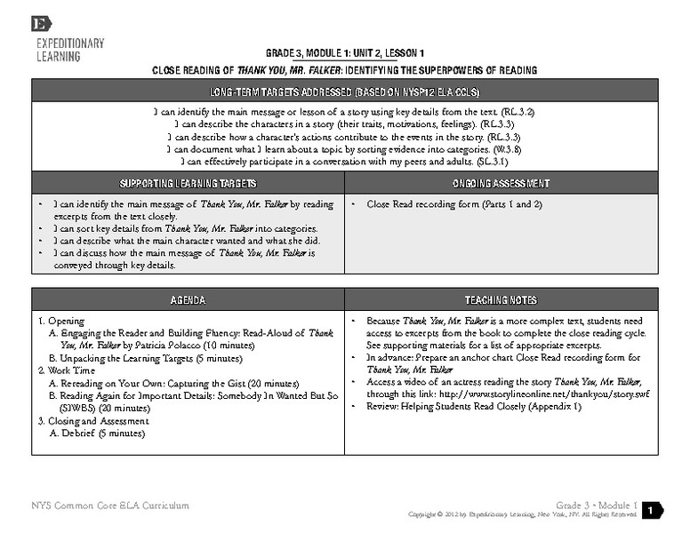 close reading planning template - reading lesson plans second grade free lesson plan