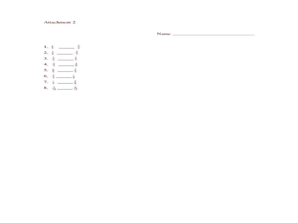 comparing fractions lesson plans 4th grade 1000 images. Black Bedroom Furniture Sets. Home Design Ideas