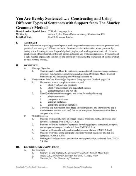 writing thesis statement lesson plan Ielts practice: online writing,  writing a thesis statement the thesis statement is an important  this ielts practice lesson provides you with grammar tips to.