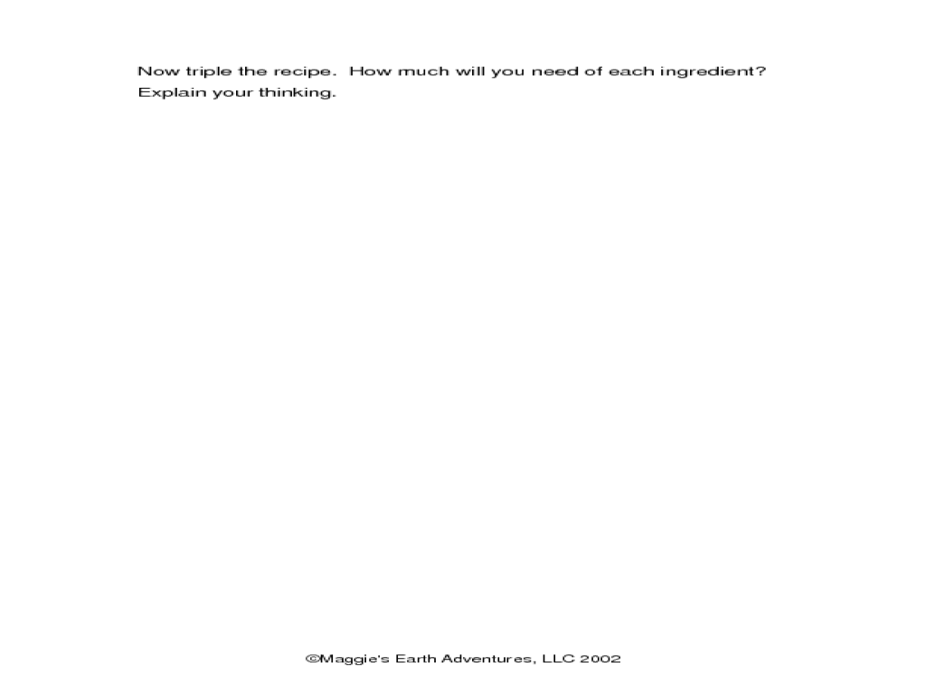 Cooking With Math 5th Grade Worksheet – Cooking Math Worksheets