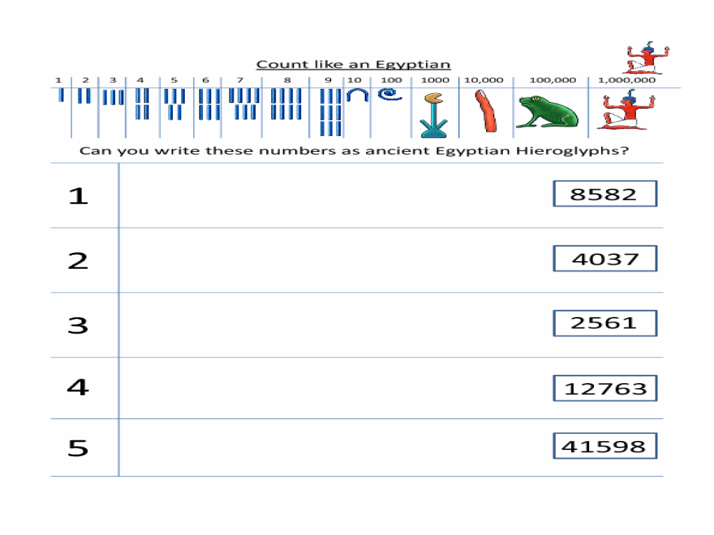 Uncategorized Egyptian Math Worksheets egyptian math worksheets termolak pixelpaperskin