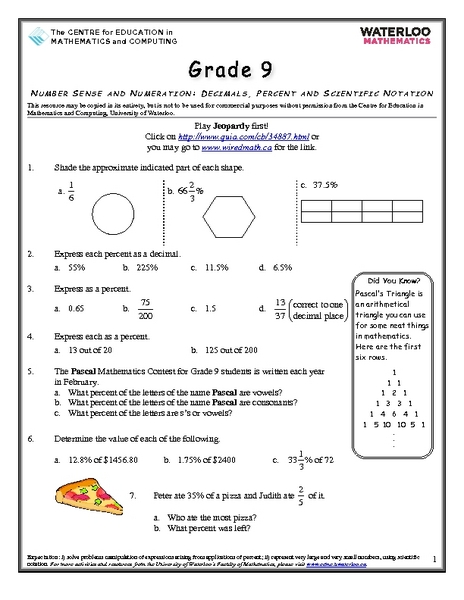 math worksheet : scientific notation worksheet 9th grade  standard form and  : Scientific Notation Multiplication And Division Worksheet