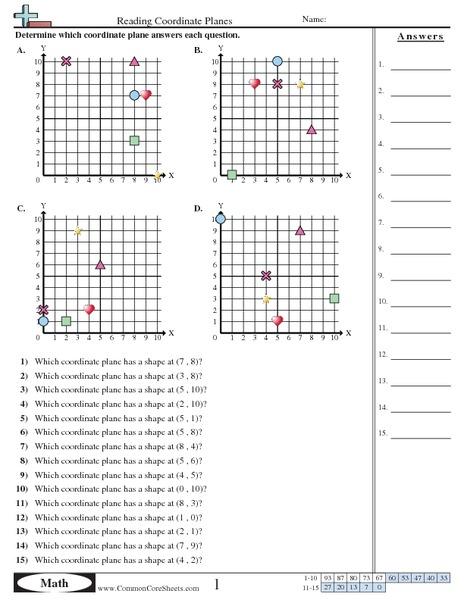 6th grade coordinate grid activities bing images. Black Bedroom Furniture Sets. Home Design Ideas