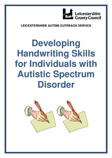 Teaching Children With Autism Content Area Resources