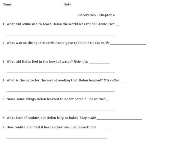 helen keller biography in english pdf
