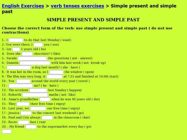 verb tense in essays Only two tenses are conveyed through the verb alone: present (sing) and past (sang) most english tenses, as many as thirty of them, are marked by other words called auxiliaries understanding the six basic tenses allows writers to re-create much of the reality of time in their writing.