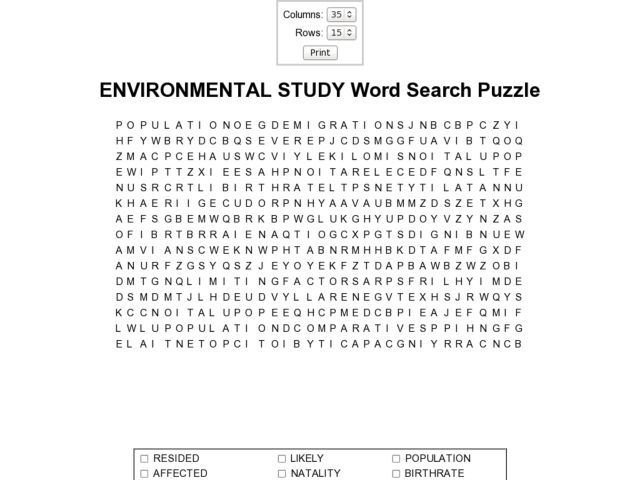 worksheet environmental science worksheets hunterhq free. Black Bedroom Furniture Sets. Home Design Ideas