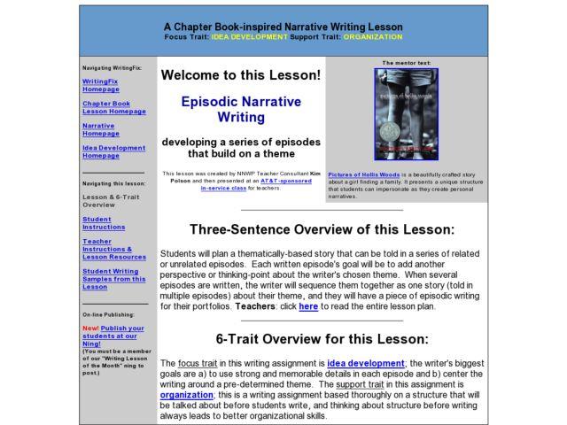 Planning a persuasive essay lesson olan