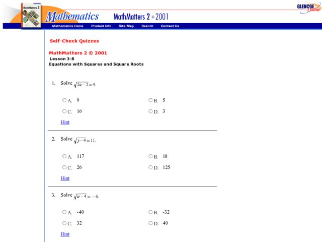 Free Worksheets » Worksheets On Square Roots - Free Math ...