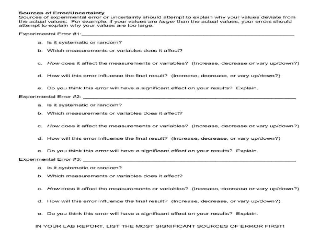 Worksheet Accuracy And Precision Worksheet Grass Fedjp Worksheet