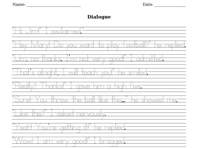 Common Worksheets » Practice Writing Name Worksheets - Preschool ...