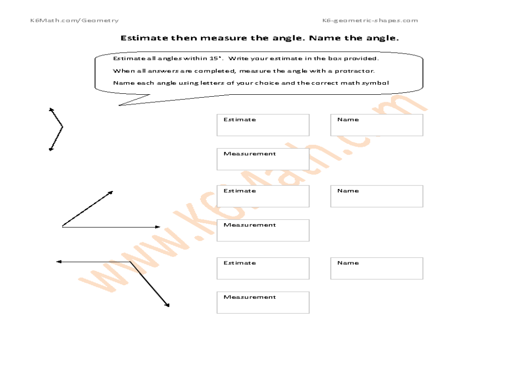 worksheet Naming Angles worksheet naming angles luizah and essay estimating measuring 5th 6th grade lesson planet