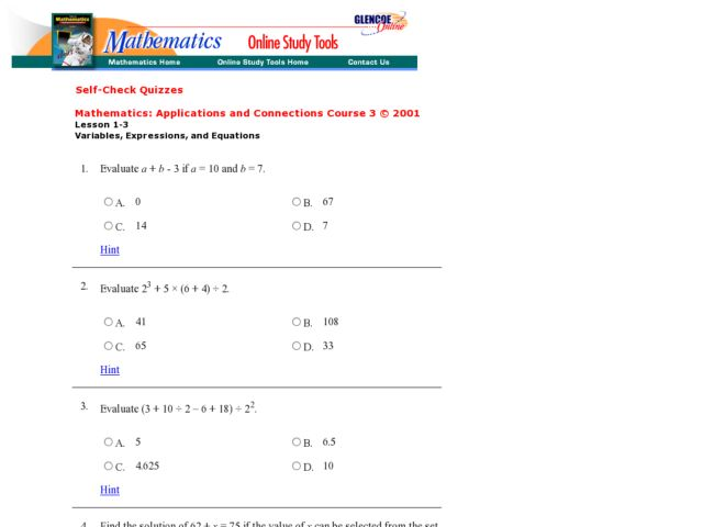 Printables Evaluating Functions Worksheet evaluating functions 8th 10th grade worksheet lesson planet