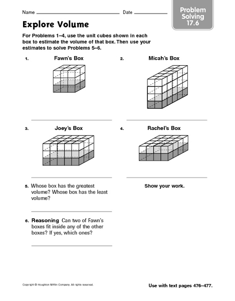 math worksheet : love quotes and wallpaper : Maths Volume Worksheets