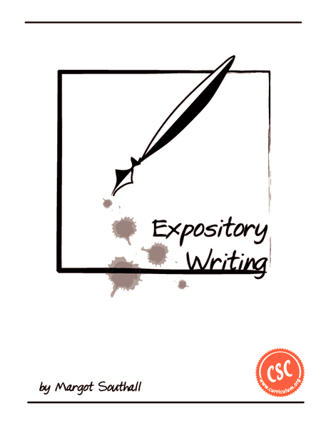 expository writing lesson plan This expository writing lesson is student directed because it guides the students  through the process of writing a descriptive paragraph, up to and including.