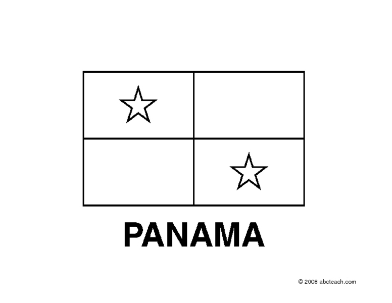 Flag of Panama Coloring Page 3rd 4th Grade Worksheet – Fraction Flags Worksheet