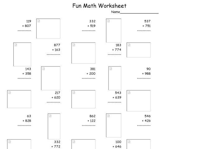 Worksheet 612792 Multi Digit Addition Worksheets Mixed – Multi Digit Addition Worksheets