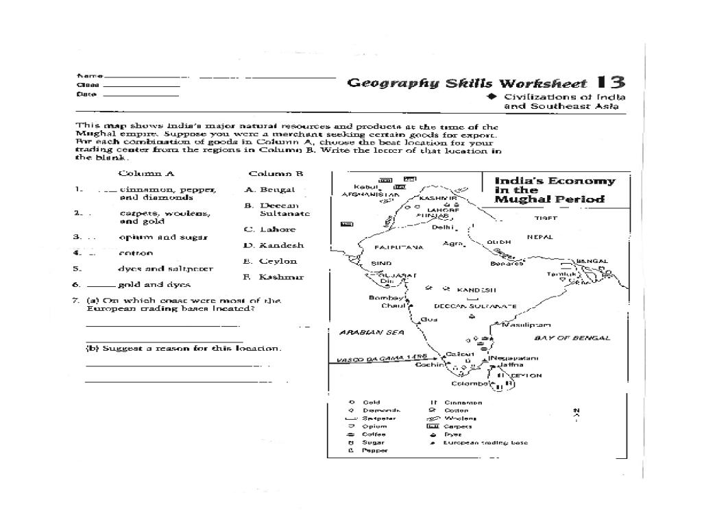 12 Grade Social Studies Worksheets : Social studies worksheets for th grade images