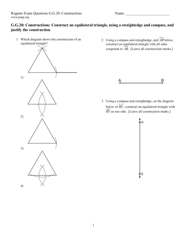 Construction Math Worksheets printables carpentry math – Geometry Construction Worksheets
