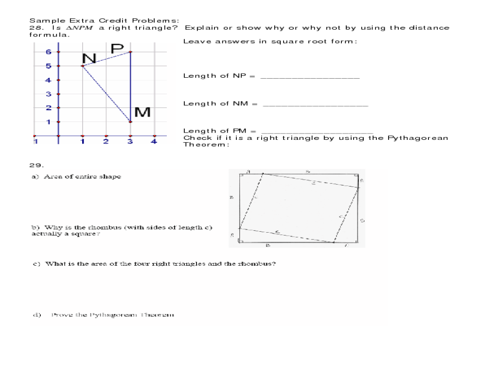 8 1 geometric mean practice worksheet answers