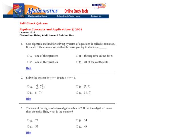 solving systems of equations using elimination worksheet laveyla – Solving Systems of Equations by Elimination Worksheet