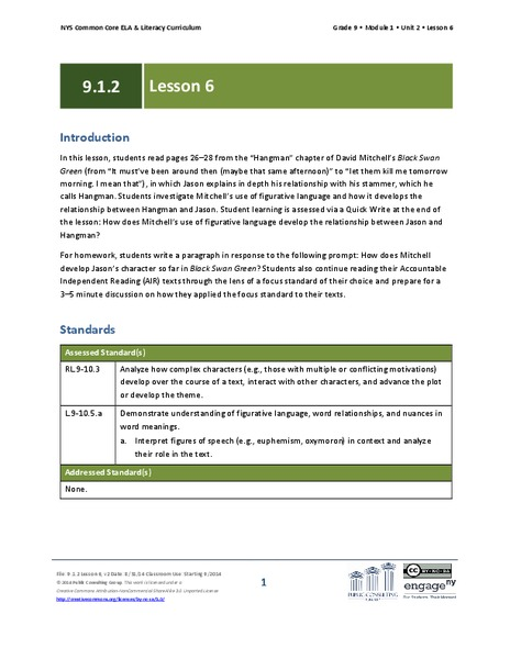 unit plan literature analysis grade American literature-11th grade unit 4 syllabus date items to complete assessment objectives 1/2/ 2013 unit 4 history pg 460-472 & questions worksheet students should be able to read and comprehend.