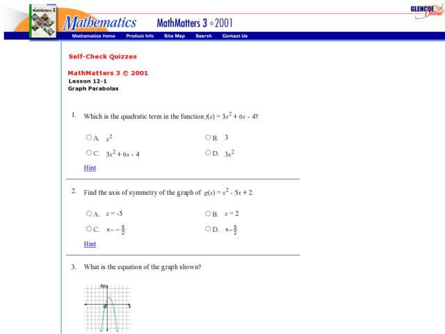 Graph Parabolas 7th 9th Grade Worksheet – Graphing Parabolas Worksheet