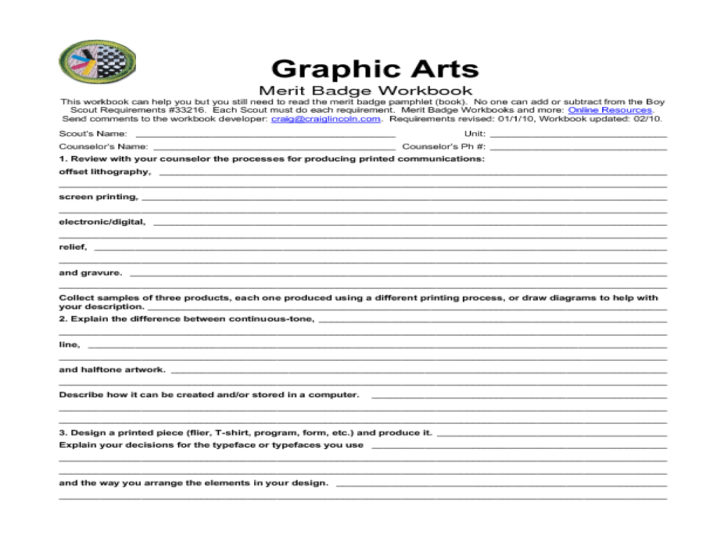 Pictures Photography Merit Badge Worksheet Getadating – Bsa Cooking Merit Badge Worksheet