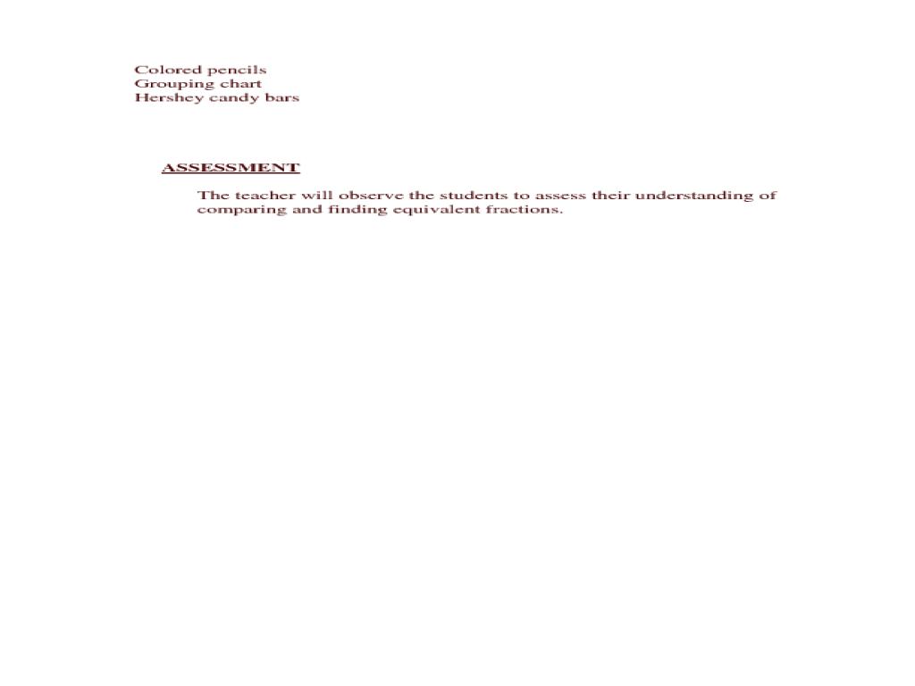 5th Grade Lesson Plans For Adding Fractions lesson plans third – Hershey Bar Fraction Worksheet