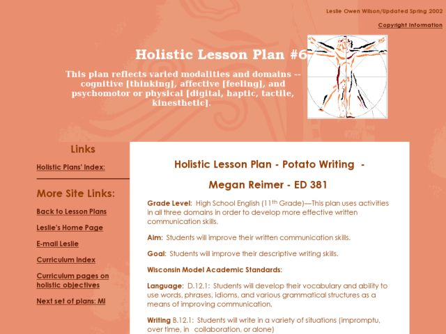 Writing assignments help lesson plans
