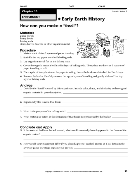 Fossil fuels worksheets ks2
