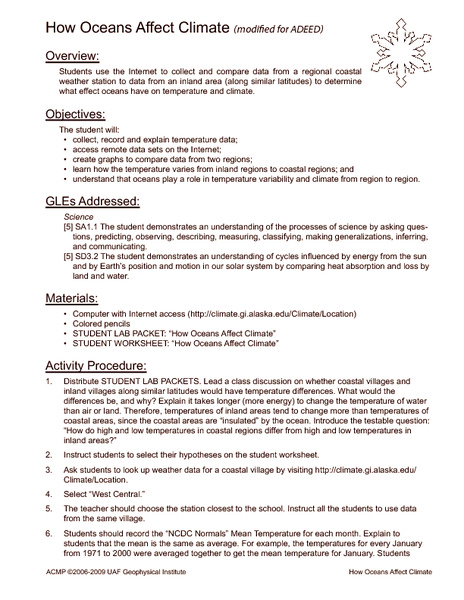 worksheet factors affecting climate worksheet hunterhq free printables worksheets for students. Black Bedroom Furniture Sets. Home Design Ideas