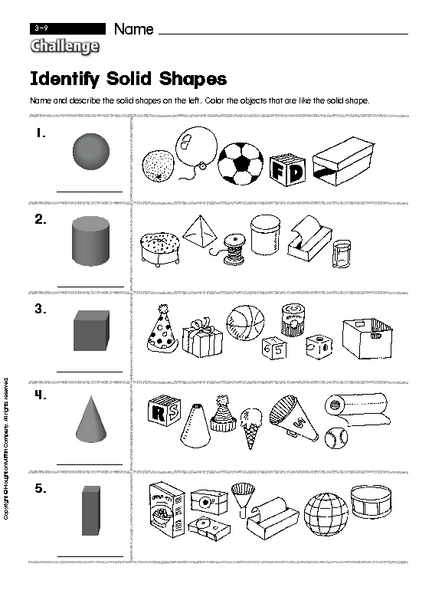 printables three dimensional shapes worksheets ronleyba worksheets printables. Black Bedroom Furniture Sets. Home Design Ideas