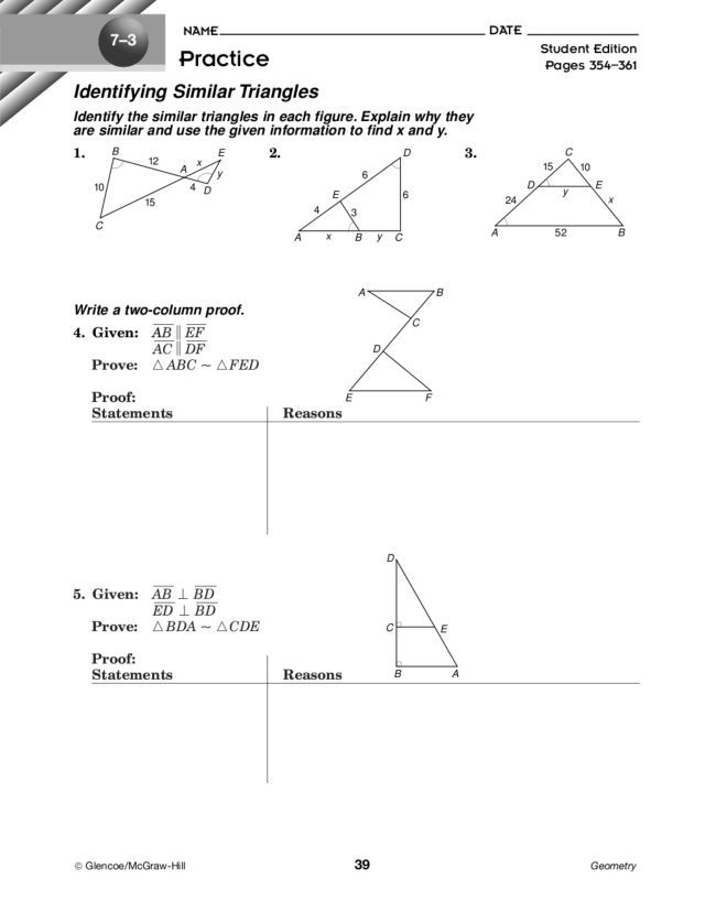 Similar Figures Worksheet Karibunicollies – Similar Figures and Proportions Worksheet