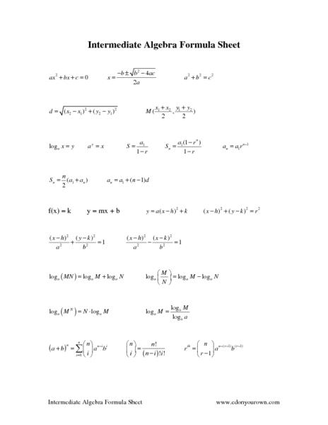 12th grade math formula sheet statistics reference sheet school pinterest statisticsmaths. Black Bedroom Furniture Sets. Home Design Ideas