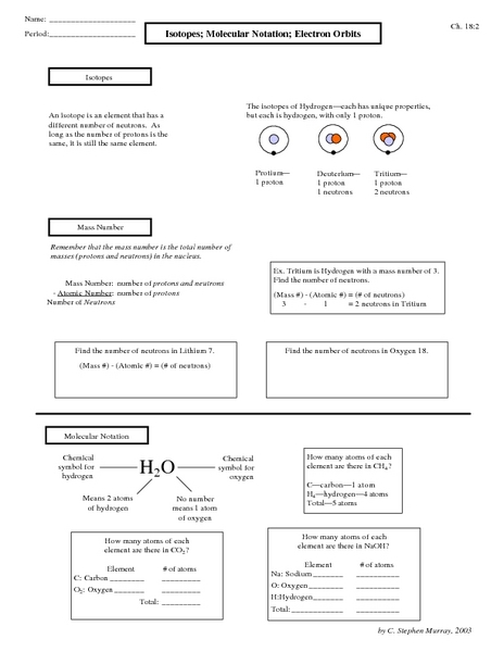 Worksheet Isotopes Worksheet isotopes worksheet narrativamente